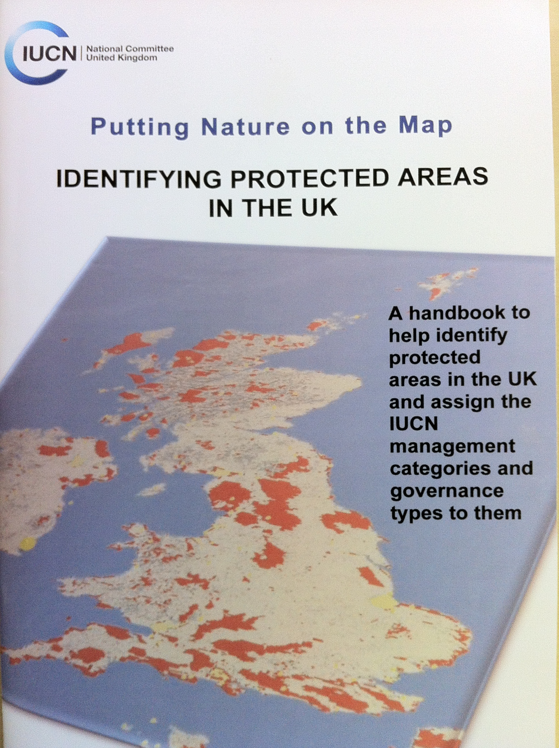 Nature On The Map Putting Nature on the Map – National Committee UK